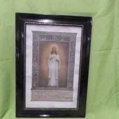 Bild Jesus im Gewand