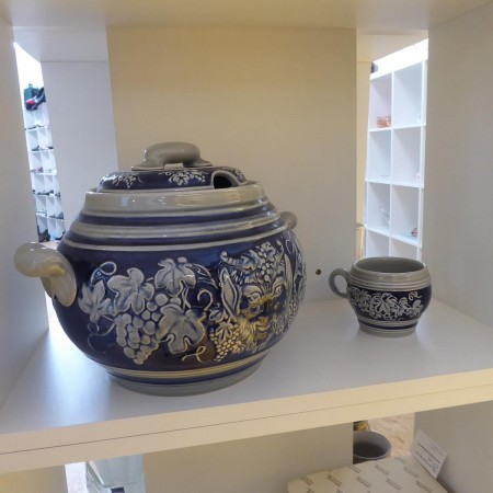 Bowle Set blau-grau; Artikel-Nr:: 3122