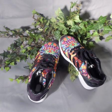 Bunte Adidas Schuhe; Artikel-Nr.: 3102