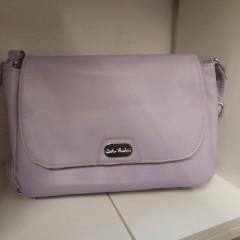 Damen Handtasche lila
