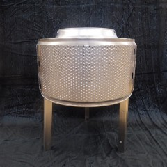 UPCYCLING Waschmaschinentrommel-Feuerkorb; Artikel-Nr.: 3110