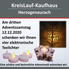 Heiligabend in Neustadt /Aisch