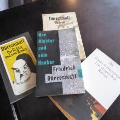 Friedrich Dürrenmatt Bücher