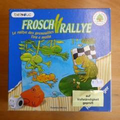 Frosch Rallye
