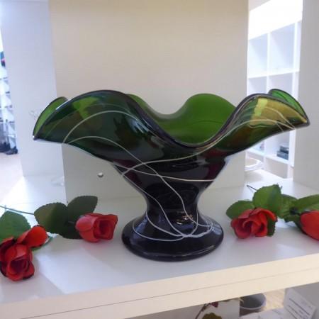 Glasschale grün; Artikel-Nr.: 3127