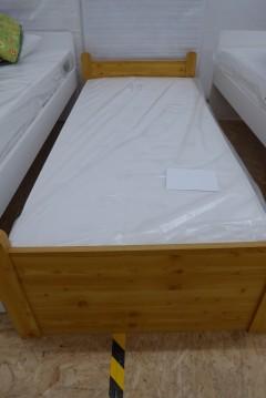 Holz Einzelbett; Artikel-Nr.: 3006