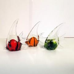 #007 - Glasfische  3er Set