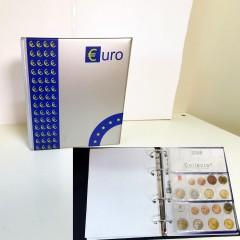 #027 - Euro Münzen Sammelalbum