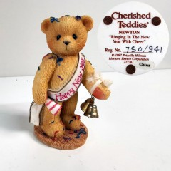 #008 - Cherished Teddies