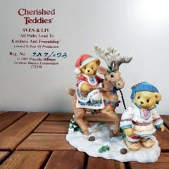 #084 - Cherished Teddies