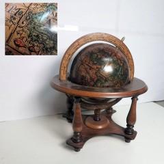 #077 - Dekorativer Globus