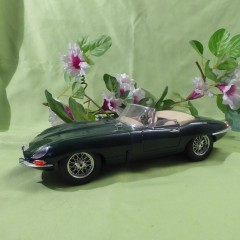 Jaguar Modellauto