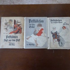 Nesthäkchen Bücher