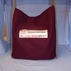 Taschen aus Stoffresten