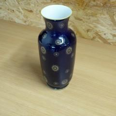 Echt Kobalt Vase (Groß)
