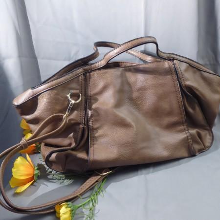 braune Handtasche; Artikel-Nr.: 3064