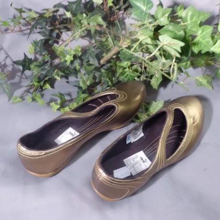 Puma Ballerina Gold, ; Artikel-Nr: 3103