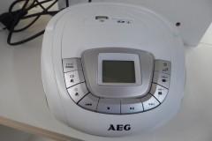 USB Radio AEG