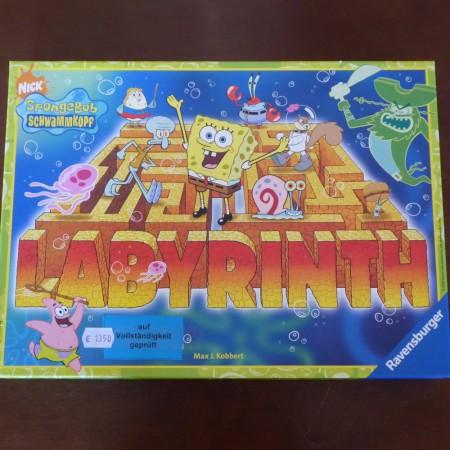 Spongebob Labyrinth