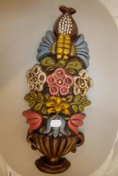 Thun Keramik Wandbild