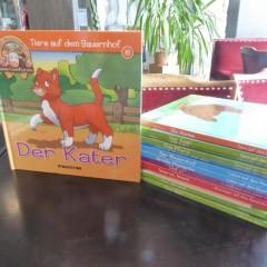 Tiere auf dem Bauernhof Bücher