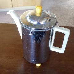 WMF D.R.P. Kaffeekanne 1930 - 1948