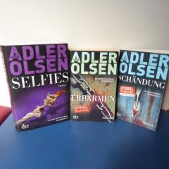 Adler Olsen Bücherreihe