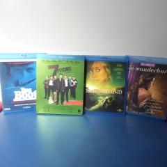 DVDs und BlueRays