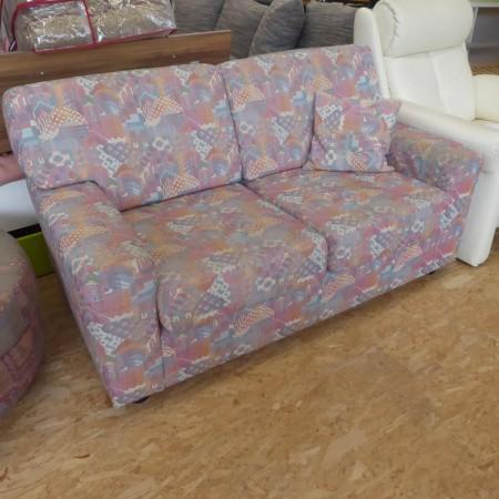 2-Sitzer Couch bunt; Artikel-Nr.: 3131