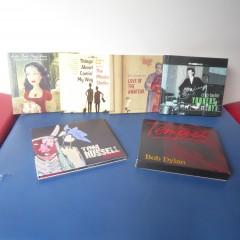 Hörbücher und CDs
